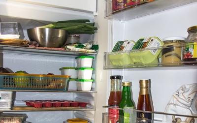 Les bons produits de nettoyage d'un réfrigérateur