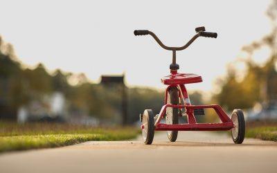 Pourquoi choisir un tricycle ?